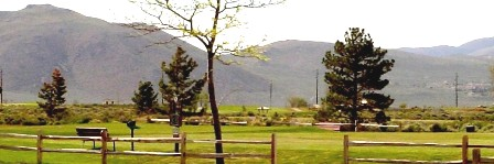 Sierra Sage Golf Course,Reno, Nevada,  - Golf Course Photo