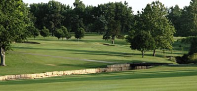 Rolling Hills Country Club, Wichita, Kansas, 67209 - Golf Course Photo