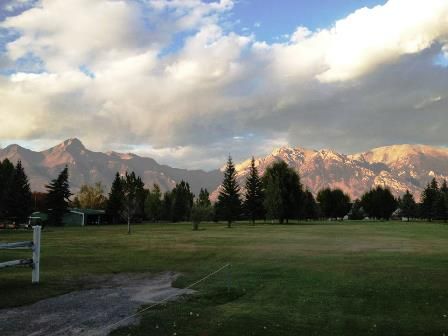 River Park Golf Course, Mackay, Idaho, 83251 - Golf Course Photo