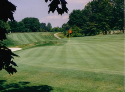 Golf Course Photo, Acacia Country Club, CLOSED 2012, Lyndhurst, 44122