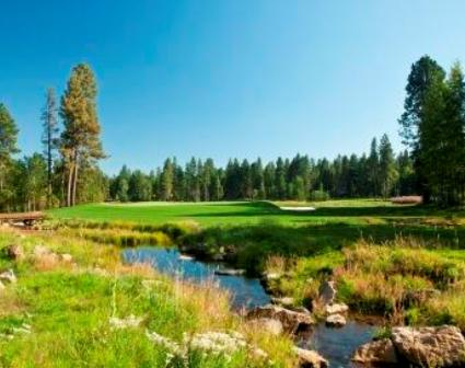 Black Butte Ranch, Glaze Meadow Course,Black Butte Ranch, Oregon,  - Golf Course Photo