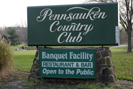 Pennsauken Country Club,Pennsauken, New Jersey,  - Golf Course Photo