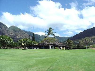 Makaha Valley Country Club,Makaha, Hawaii,  - Golf Course Photo