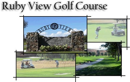 Ruby View Golf Course,Elko, Nevada,  - Golf Course Photo