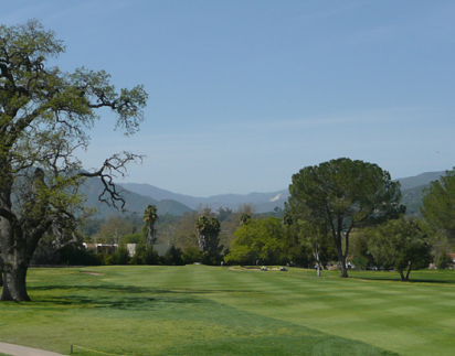Golf Course Photo, Soule Park Golf Club, Ojai, 93023