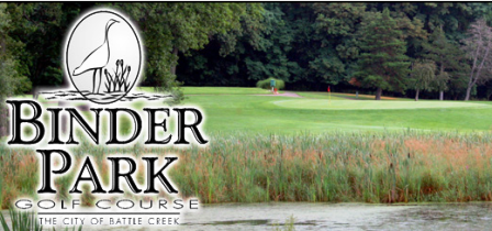Binder Park Municipal Golf Course,Battle Creek, Michigan,  - Golf Course Photo