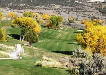 Cedaredge Golf Course, Cedaredge, Colorado, 81413 - Golf Course Photo