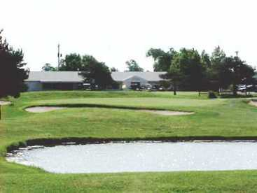 Forbes Golf Course,Topeka, Kansas,  - Golf Course Photo