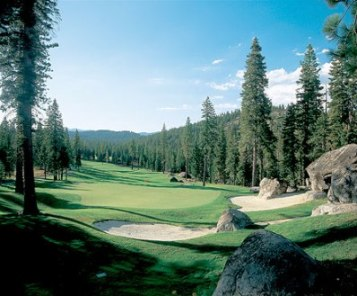 Golf Course Photo, Coyote Moon Golf Club, Truckee, 96161