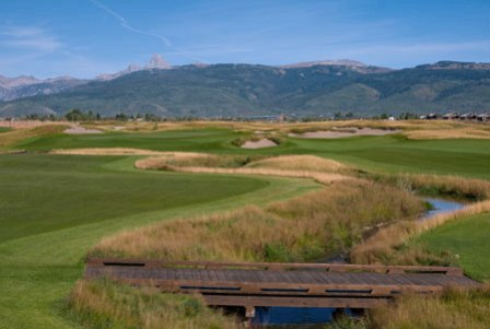 Huntsman Springs Golf Club, Driggs, Idaho, 83422 - Golf Course Photo