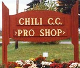 Chili Country Club,Scottsville, New York,  - Golf Course Photo