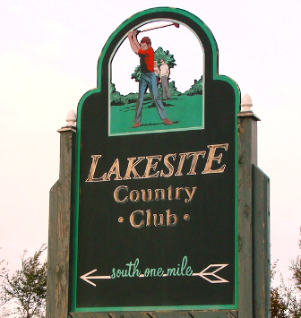Lakesite Country Club,Maysville, Missouri,  - Golf Course Photo