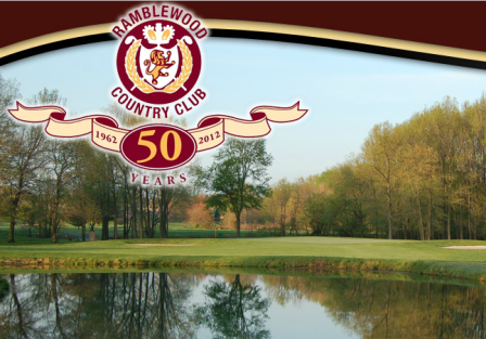 Ramblewood Country Club,Mount Laurel, New Jersey,  - Golf Course Photo