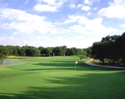 Golf Course Photo, Iron Horse Golf Course, North Richland Hills, 76180