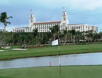 Golf Course Photo, The Breakers, Ocean Course, Palm Beach, 33480