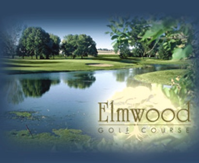 Golf Course Photo, Elmwood Golf Club -Championship, Sioux Falls, 57104