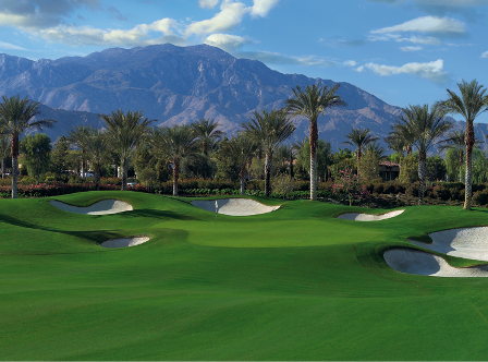 Toscana Country Club, The South Course,Indian Wells, California,  - Golf Course Photo
