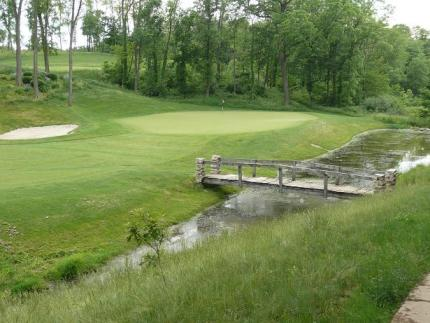Coyote Creek Golf Club,Bartonville, Illinois,  - Golf Course Photo