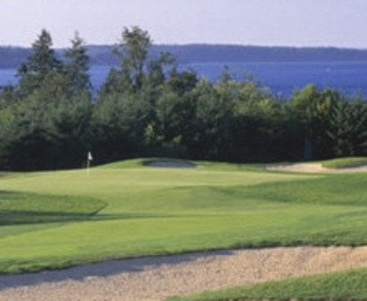 Golf Course Photo, Golf Club At Hawks Prairie, The Links, Lacey, 98516