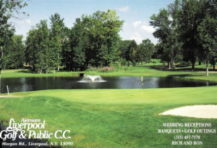 Golf Course Photo, Ajemians Liverpool Golf & Public Country Club, Liverpool, 13090