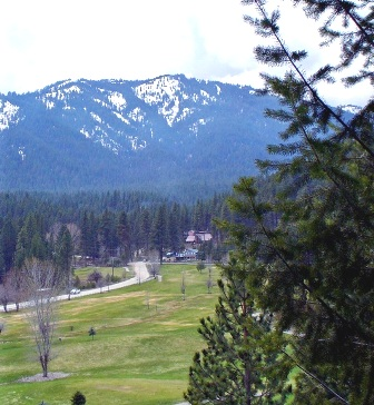 Terrace Lakes Resort, Garden Valley, Idaho, 83622 - Golf Course Photo