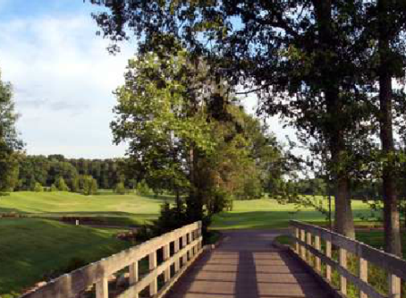Gambit Golf Club, CLOSED 2015, Vienna, Illinois, 62995 - Golf Course Photo