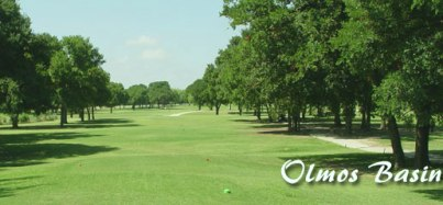 Olmos Basin Golf Course,San Antonio, Texas,  - Golf Course Photo