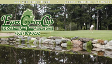 Essex Country Club,Essex Junction, Vermont,  - Golf Course Photo