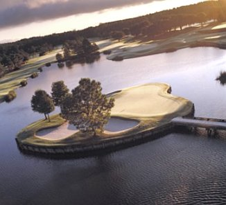 Grand Cypress Resort, N-S-E, Closed 2019,Orlando, Florida,  - Golf Course Photo