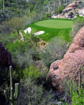 Ventana Canyon Golf & Racquet Club -Mountain,Tucson, Arizona,  - Golf Course Photo