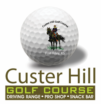 Custer Hill Golf Course,Fort Riley, Kansas,  - Golf Course Photo