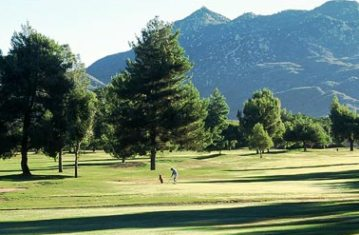 Warner Springs Ranch,Warner Springs, California,  - Golf Course Photo