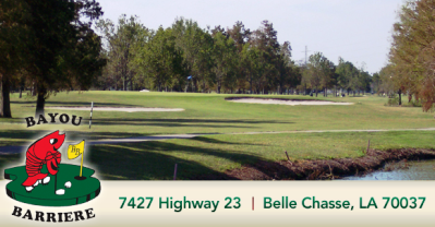 Golf Course Photo, Bayou Barriere Golf Club, Belle Chasse, 70037