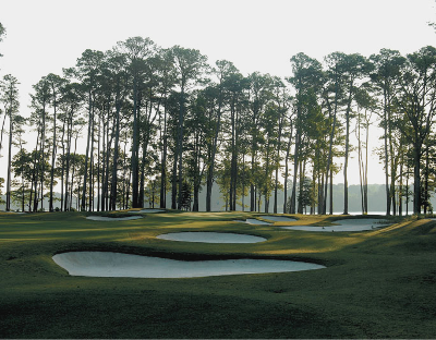 Golf Course Photo, Bay Creek Golf Club, The -Palmer, Cape Charles, 23310