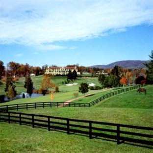 Keswick Club,Keswick, Virginia,  - Golf Course Photo