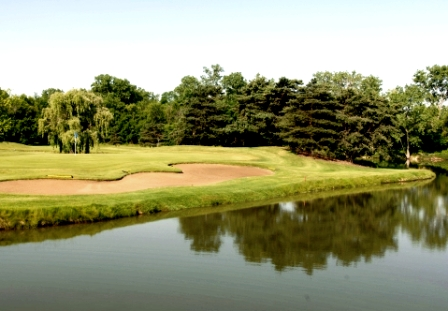 Marriotts Lincolnshire Resort, Cranes Landing Golf Club, Lincolnshire, Illinois, 60069 - Golf Course Photo