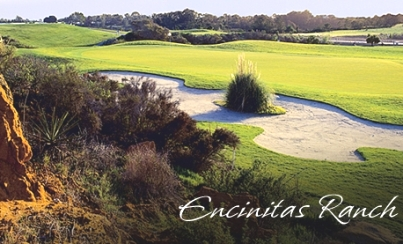 Golf Course Photo, Encinitas Ranch Golf Course, Encinitas, 92024