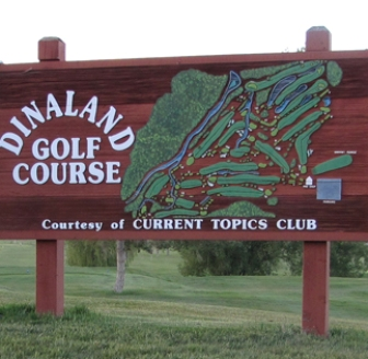 Dinaland Golf Course,Vernal, Utah,  - Golf Course Photo