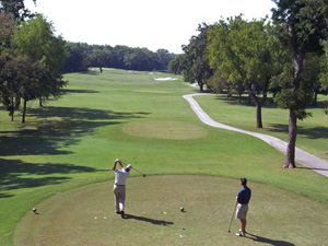 Tenison Park -The Glen,Dallas, Texas,  - Golf Course Photo