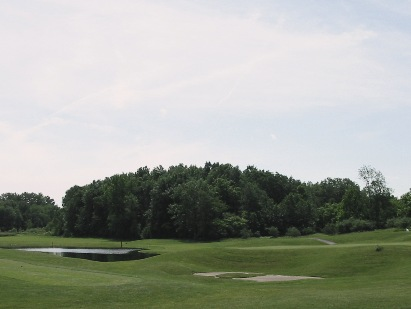 Crooked Lake Golf Course, Columbia City, Indiana, 46725 - Golf Course Photo