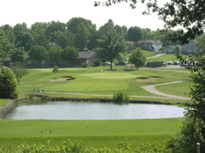 Ballwin Golf Course, Ballwin, Missouri, 63011 - Golf Course Photo