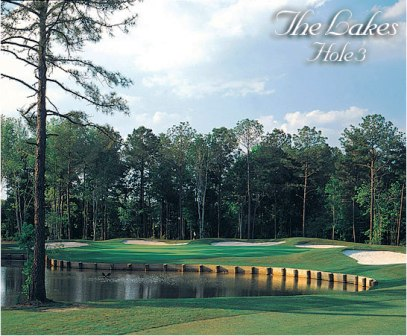 Golf Course Photo, Arrowhead Country Club -Lakes-Cypress, Myrtle Beach, 13052