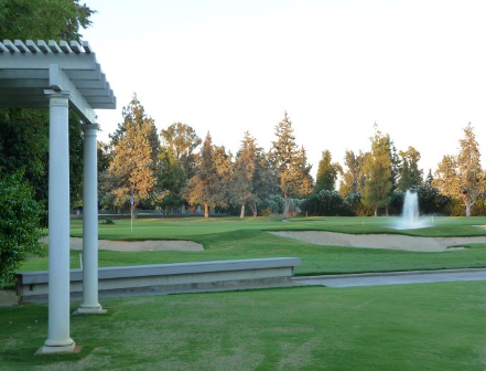 Belmont Country Club,Fresno, California,  - Golf Course Photo