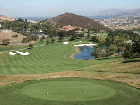 Golf Course Photo, Silver Creek Valley Country Club, San Jose, 95138