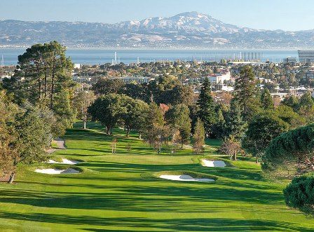 Golf Course Photo, Peninsula Golf & Country Club, San Mateo, 94403