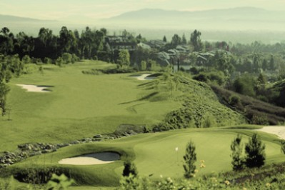 Coyote Hills Golf Course,Fullerton, California,  - Golf Course Photo