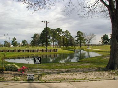 Golf Course Photo, Pine Crest Golf Club, Houston, 77080