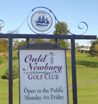 Ould Newbury Golf Club,Newbury, Massachusetts,  - Golf Course Photo