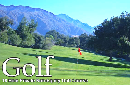 Sierra La Verne Country Club, Closed 2019,La Verne, California,  - Golf Course Photo