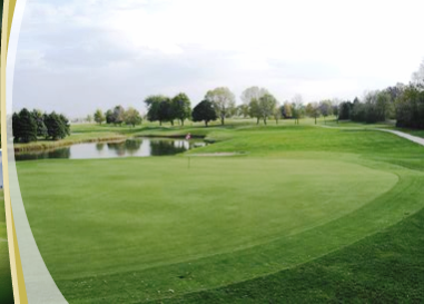 Rolling Meadows Golf Course, Fond Du Lac, Wisconsin, 54937 - Golf Course Photo